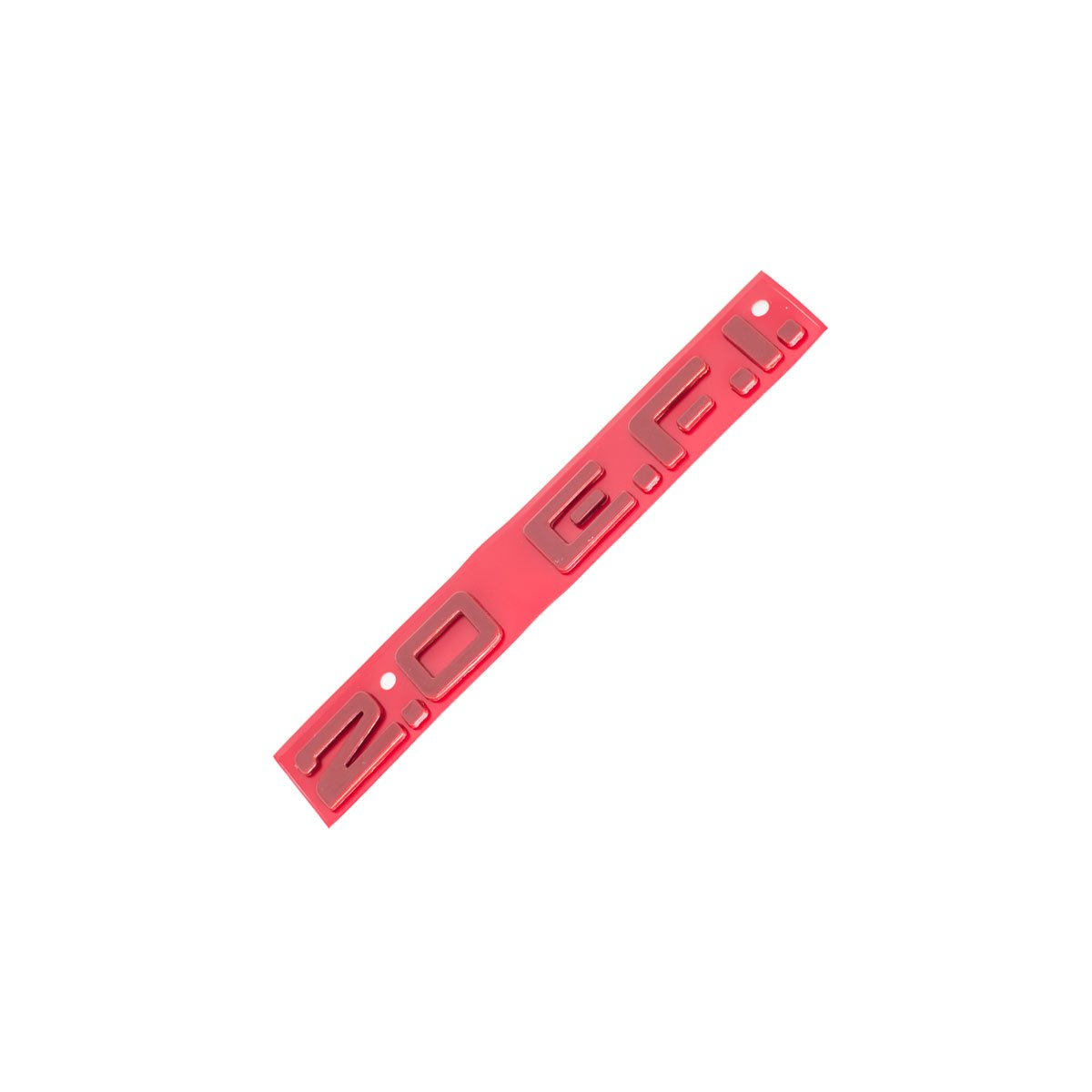 Emblema 2.0 EFI Kadet/Monza Vermelho