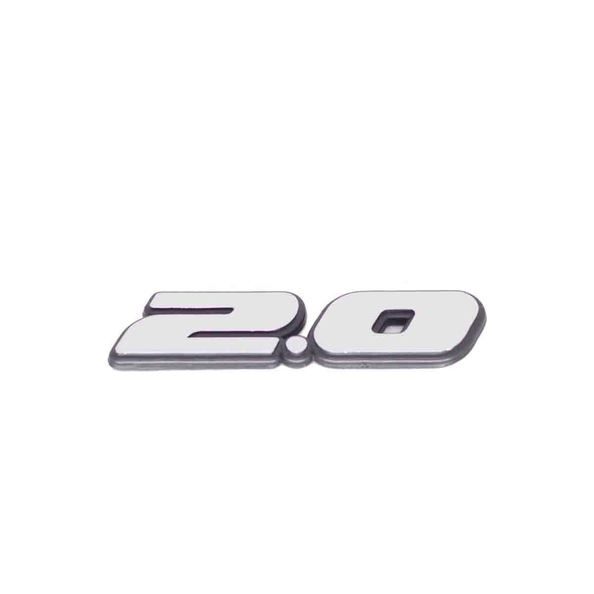 Emblema 2.0 Gol / Voyage / Parati / Saveiro / Todos 91/95
