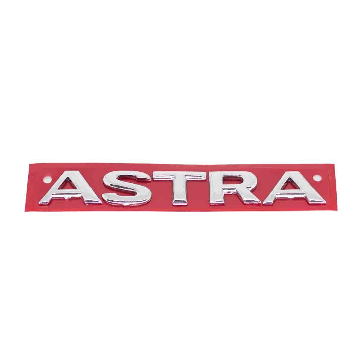 Emblema Astra 02/03 Cromado