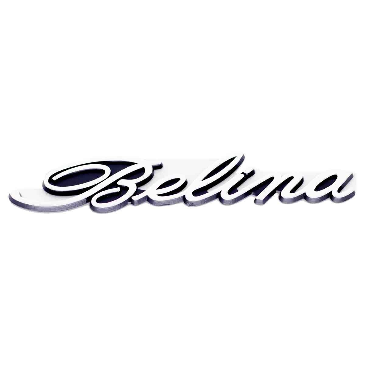 Emblema Belina Manuscrito