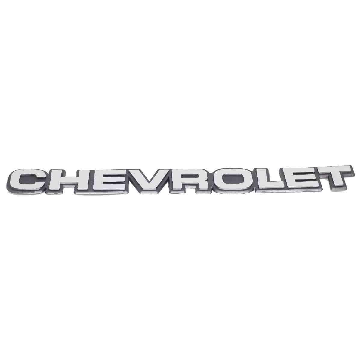 Emblema Chevrolet Pick Up