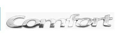 Emblema Confort GM 02/05