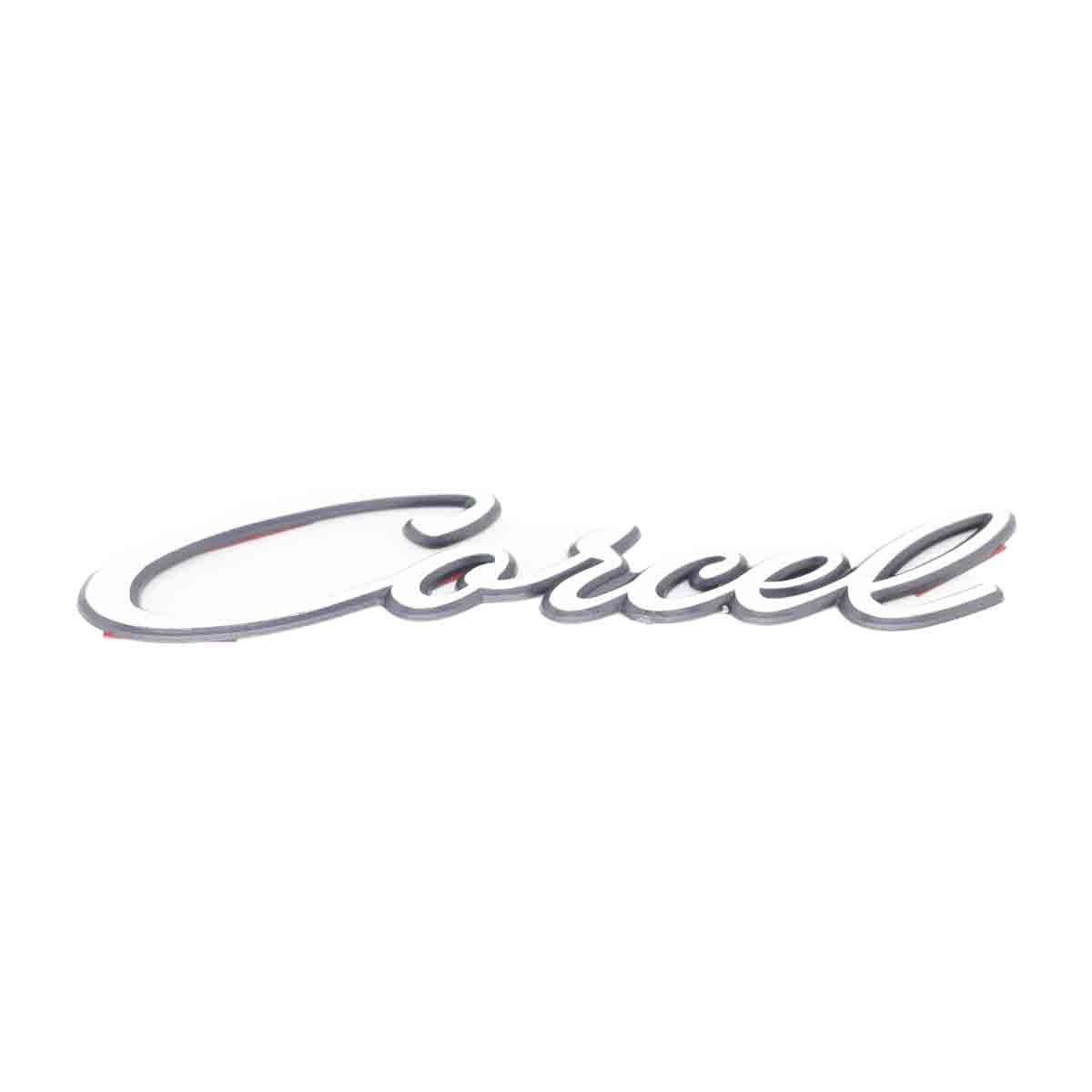 Emblema Corcel Manuscrito
