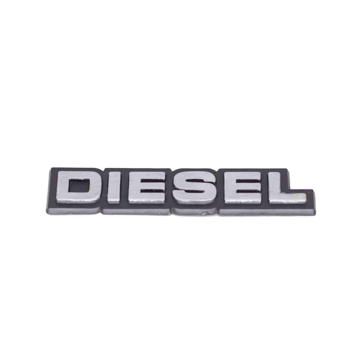 Emblema Diesel D 10/ D 20/ D 40