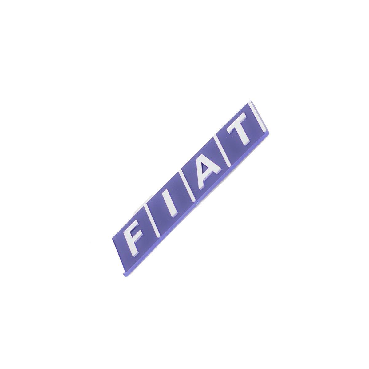 Emblema Fiat Porta Malas Antigo