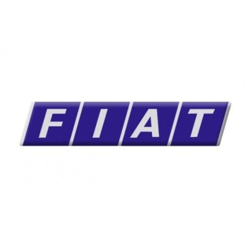 Emblema Fiat Porta Malas Resinado