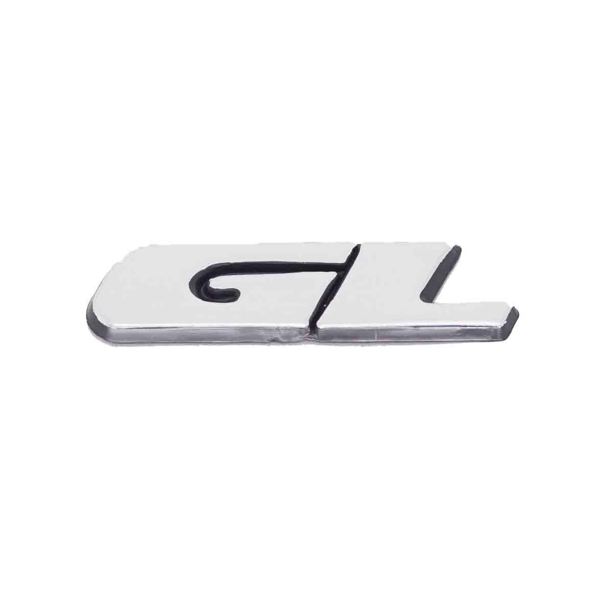 Emblema GL 97/ Escovado VW