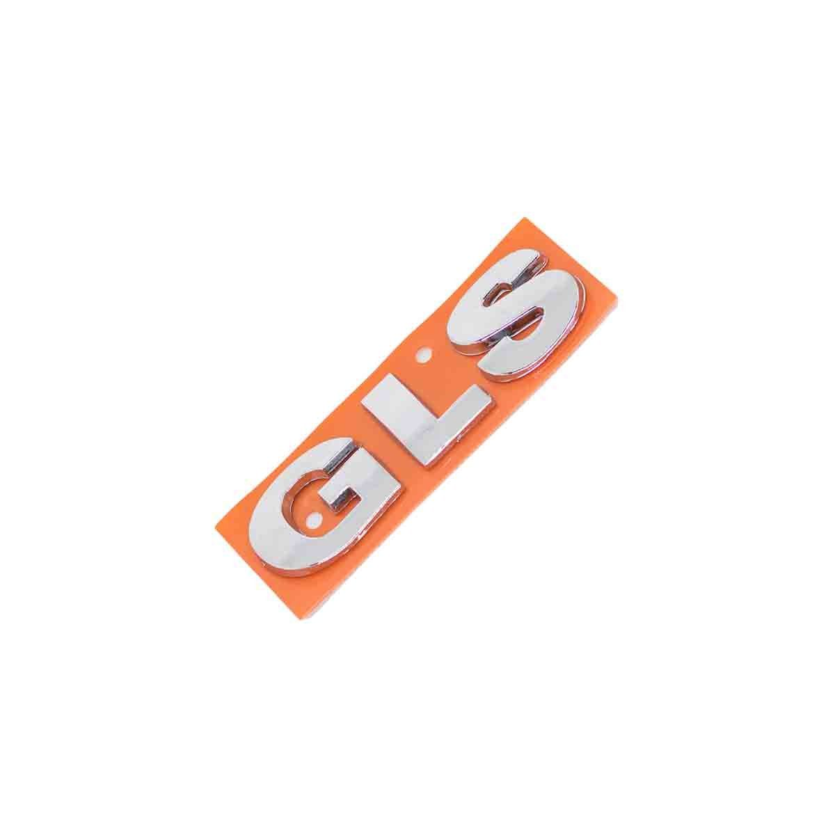Emblema GLS VW G3 Cromado