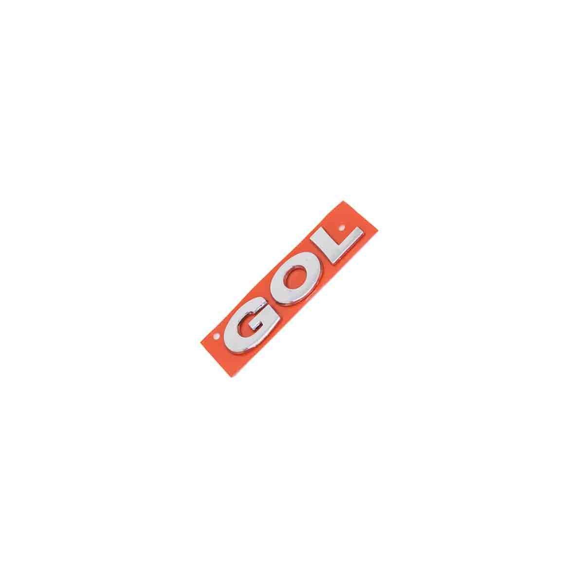 Emblema Gol G5 Cromado