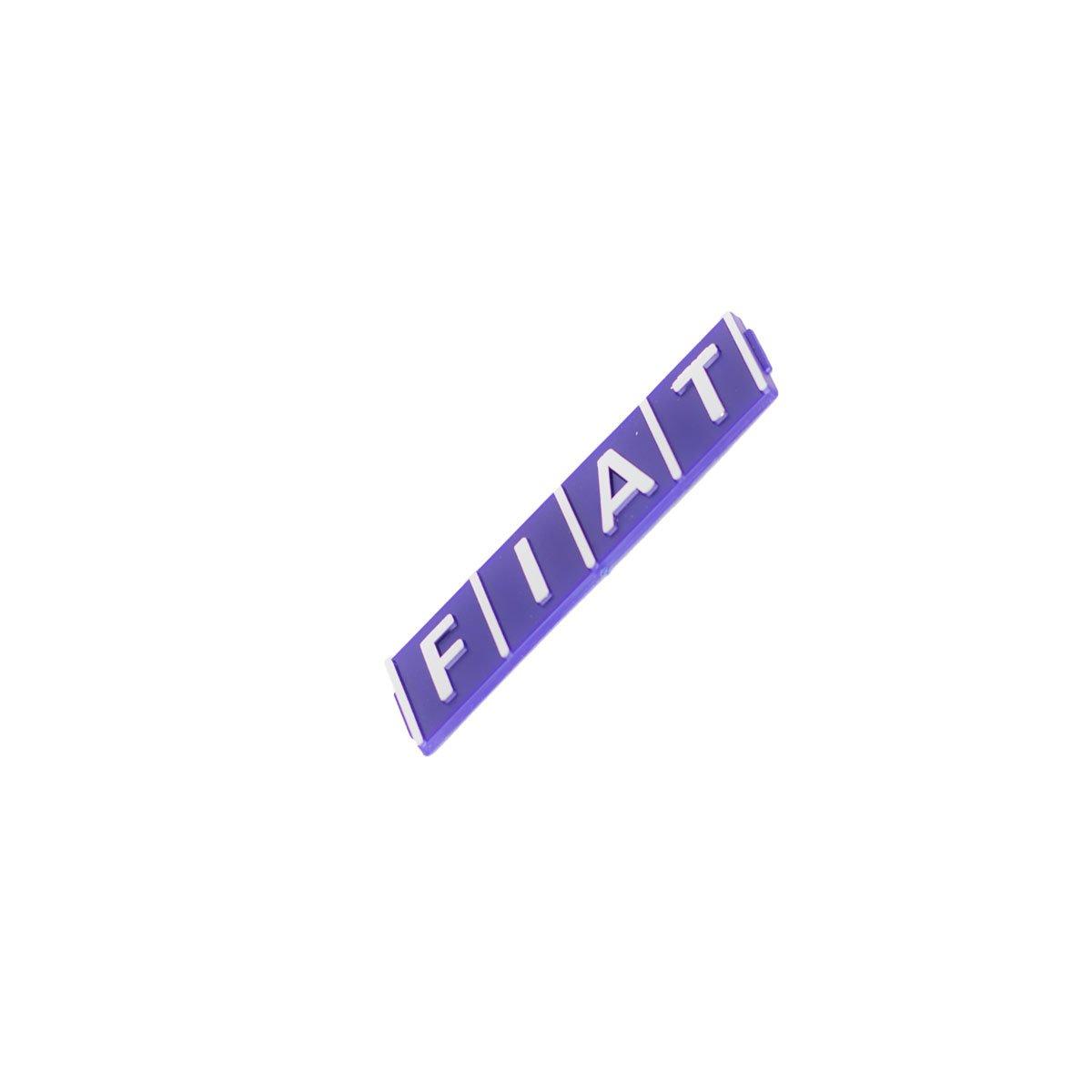 Emblema Grade Fiat Antigo