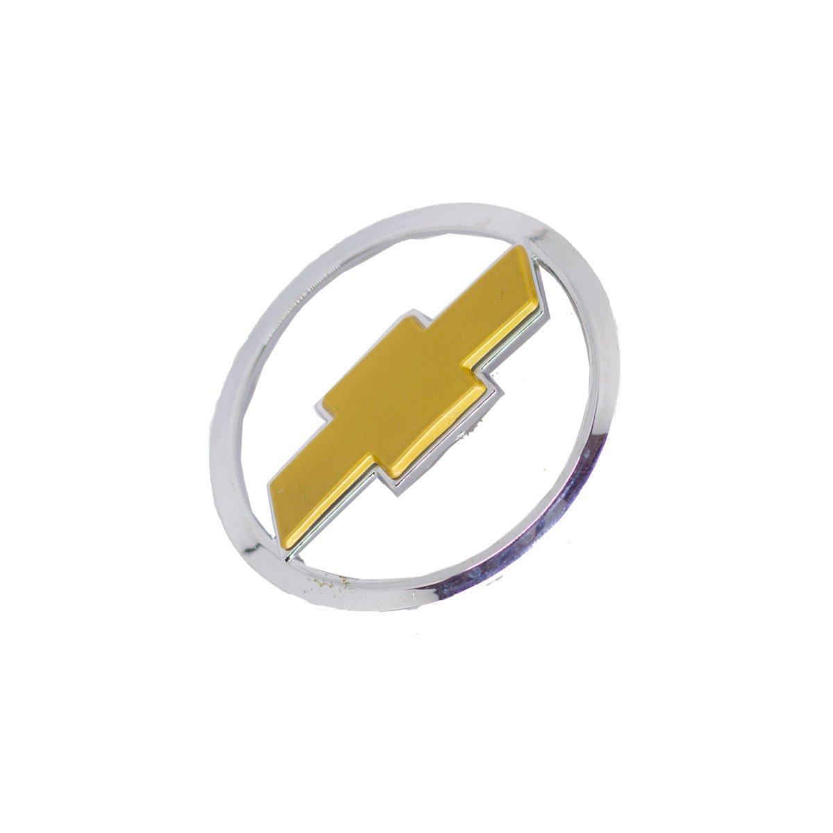 Emblema Grade Vectra 02/05 Dourado /06