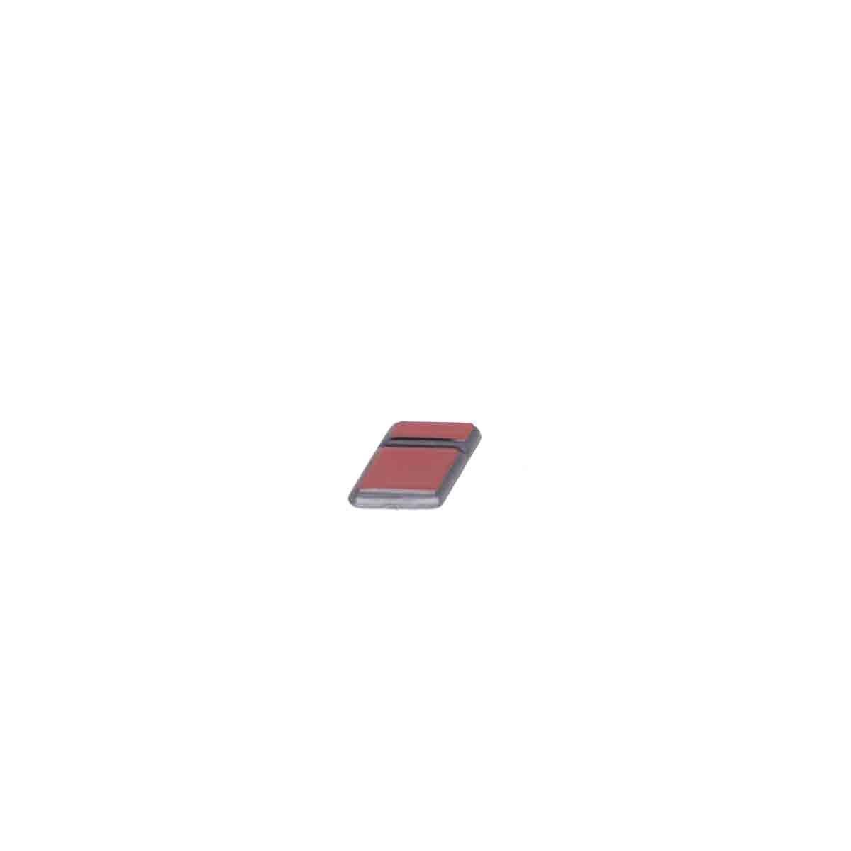 Emblema I (Gol/Voyage/Parati/Saveiro 91/95 Vermelho)