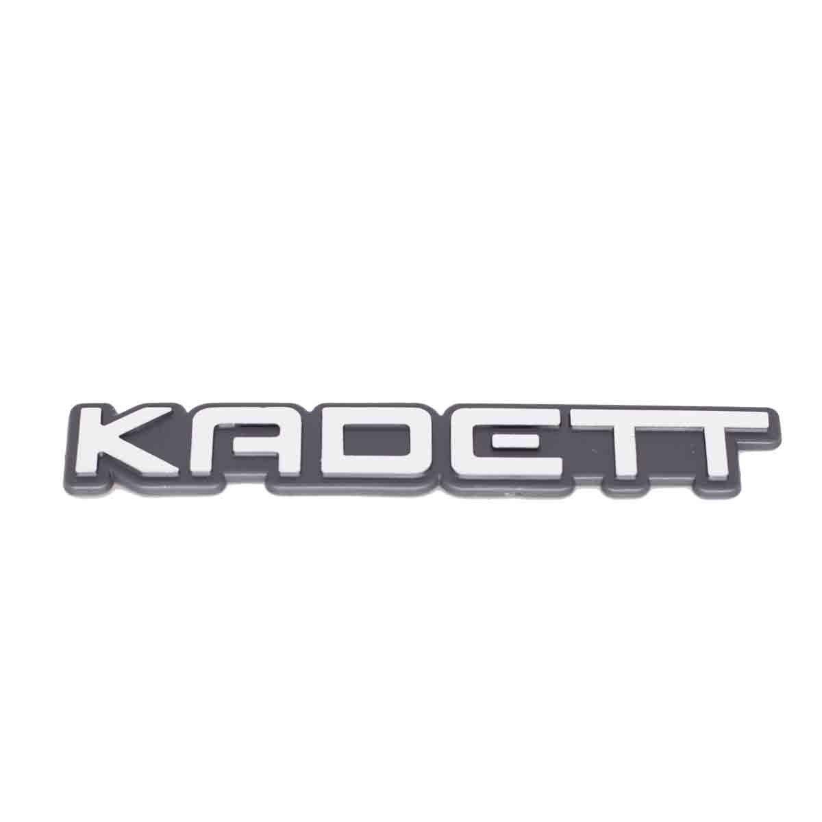 Emblema Kadett /91