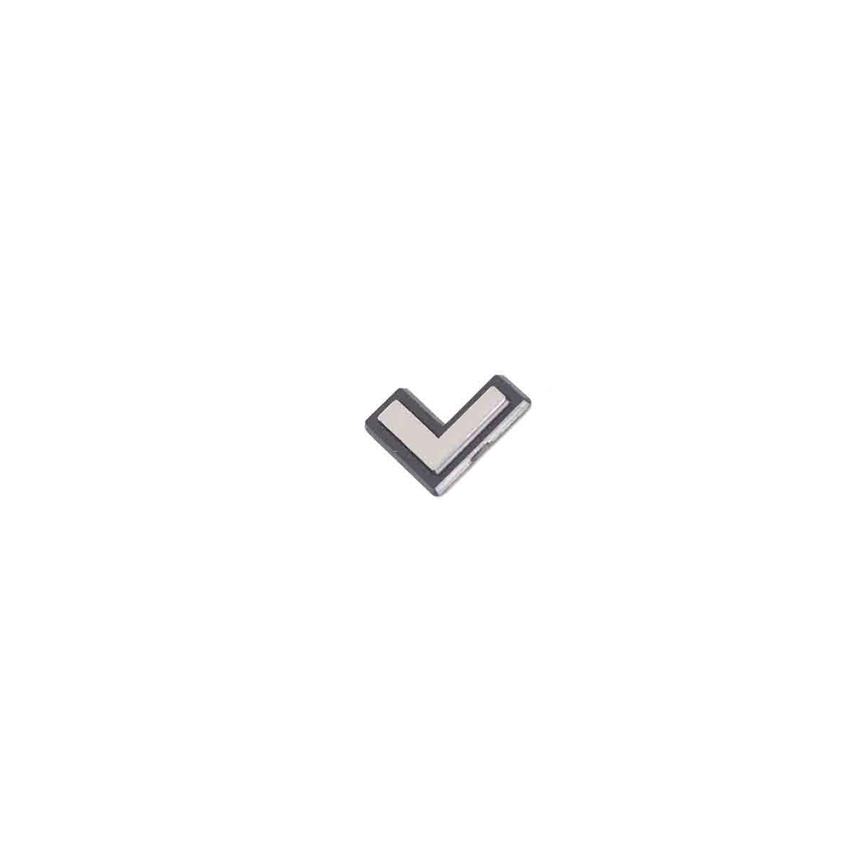 Emblema L (Escort 94) Brilhante