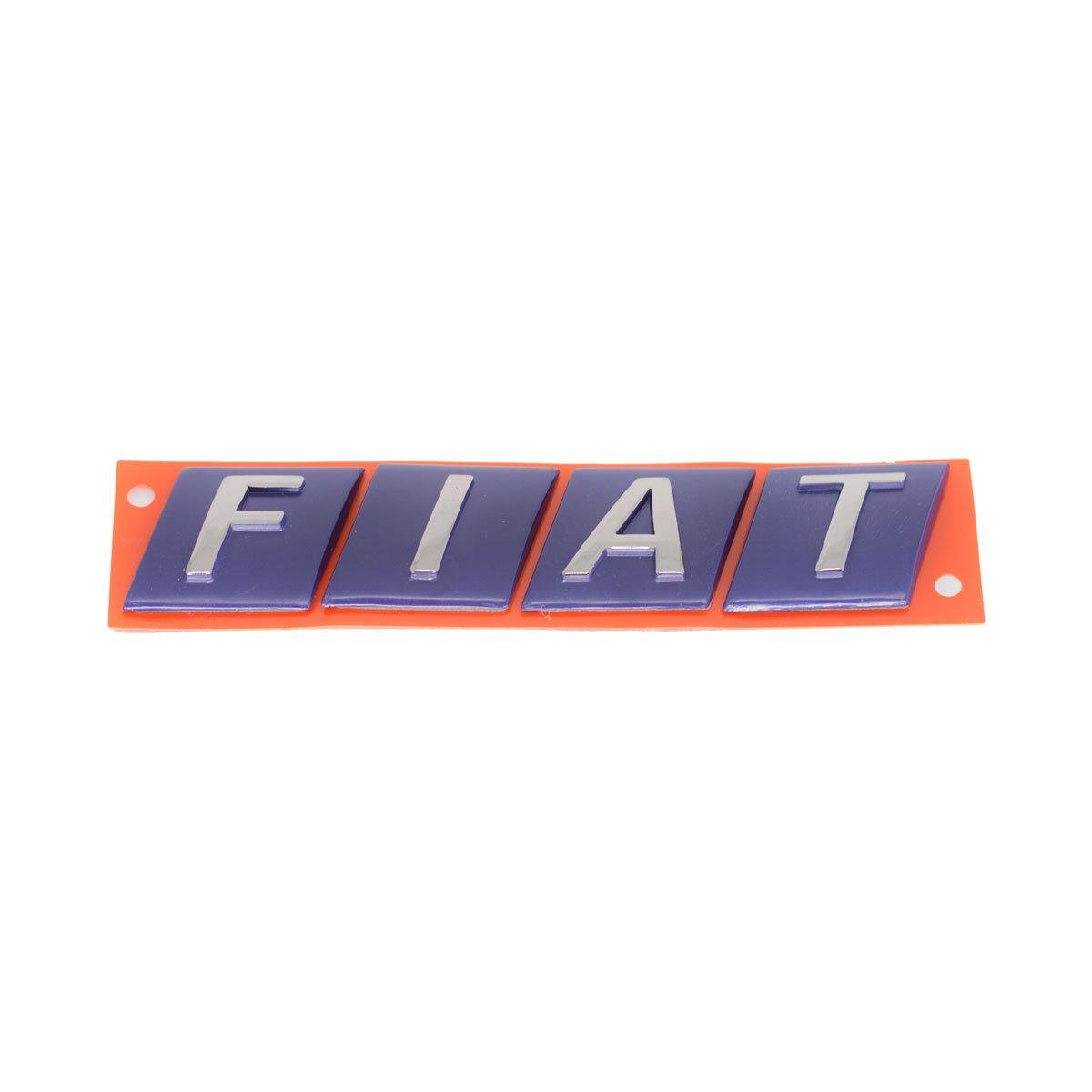 Emblema Porta Malas Fiat 00/01