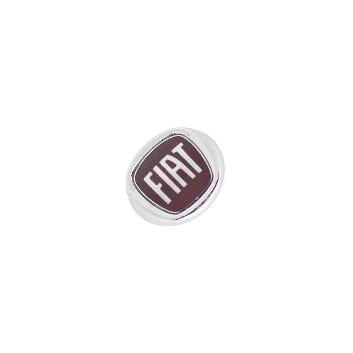Emblema Porta Malas Uno 08 Vermelho