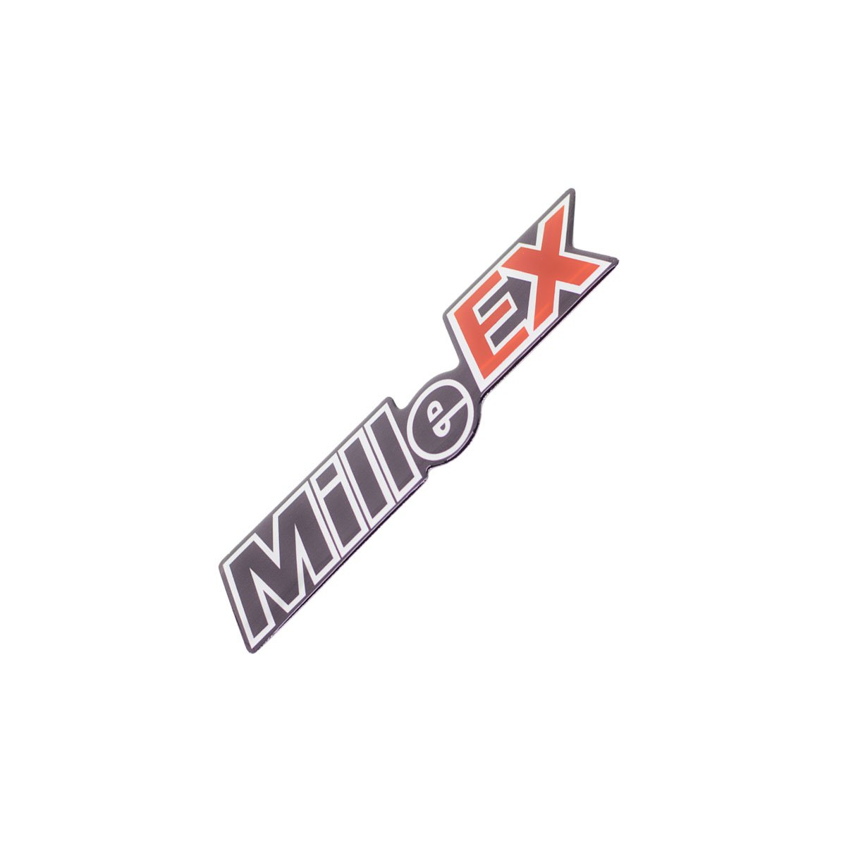 Emblema Mille EX Resinado