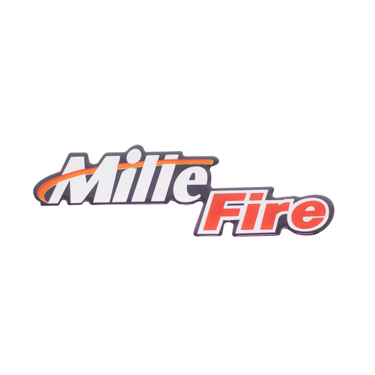 Emblema Mille Fire Resinado