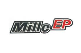 Emblema Mille EP Resinado
