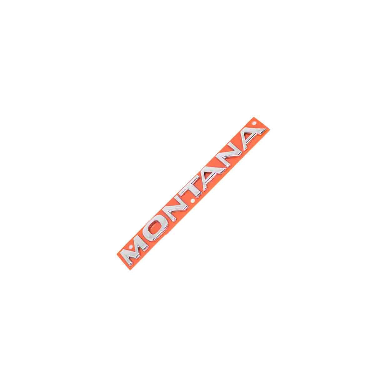 Emblema Montana 03/ Cromado