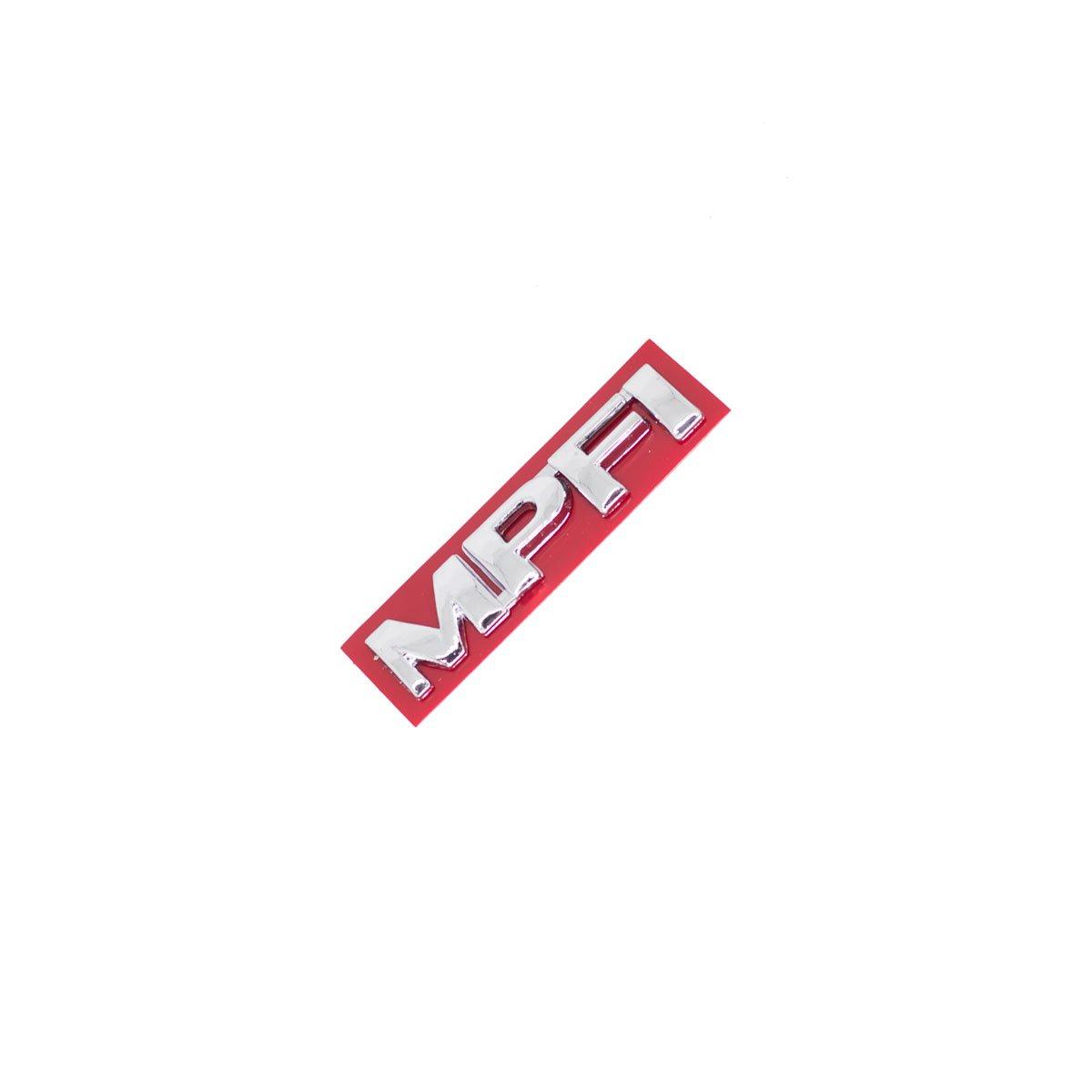 Emblema MPFI 96/ Cromado