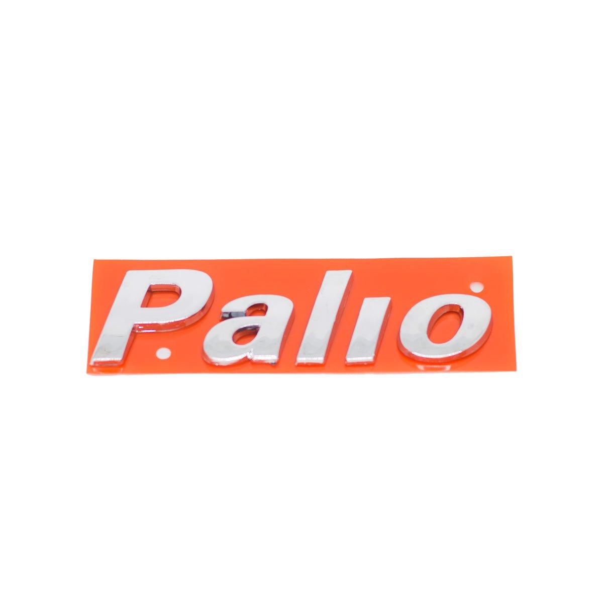 Emblema Palio 00/01 Cromado