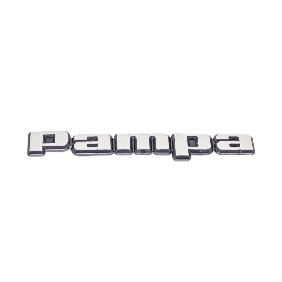 Emblema Pampa Antigo