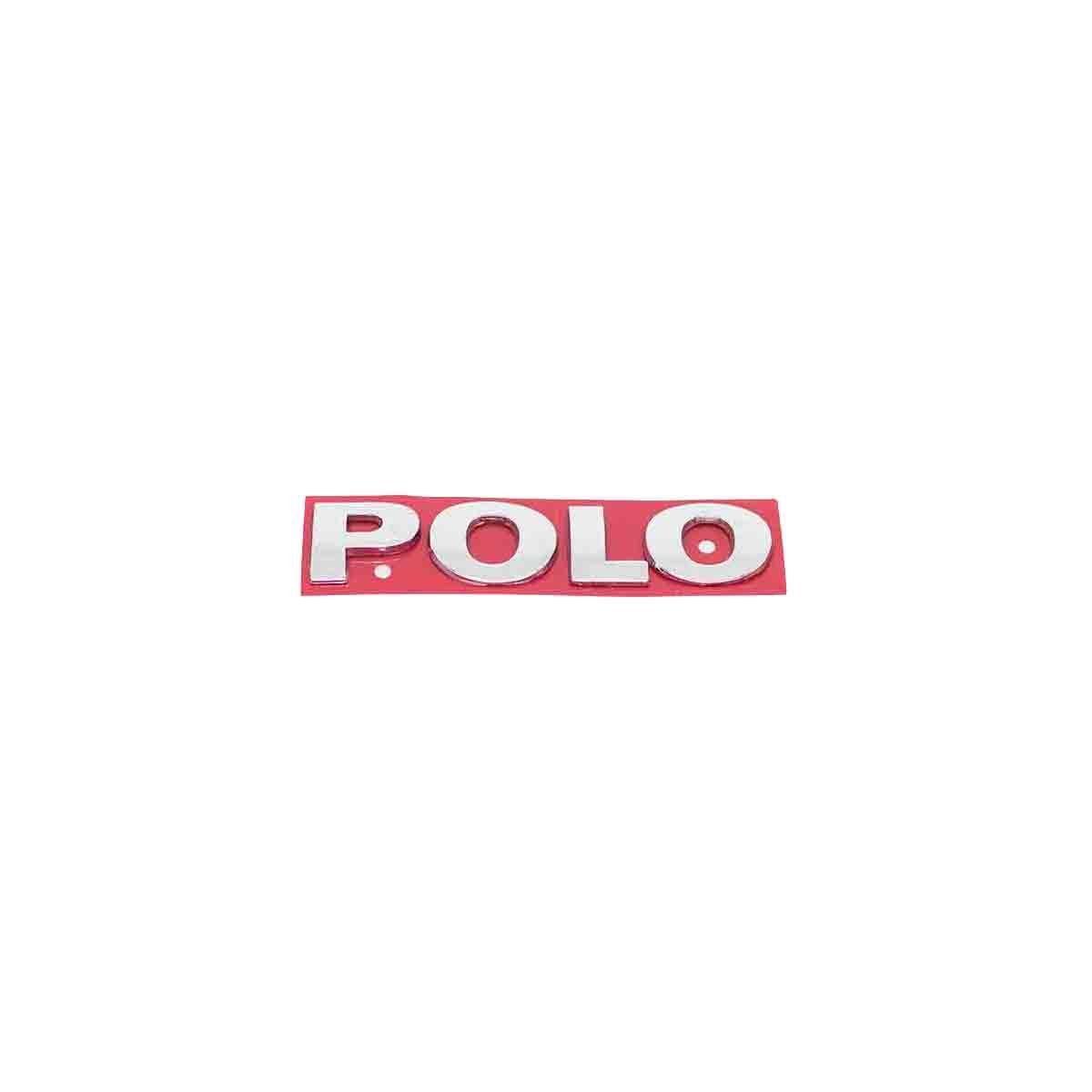 Emblema Polo G3 Cromado
