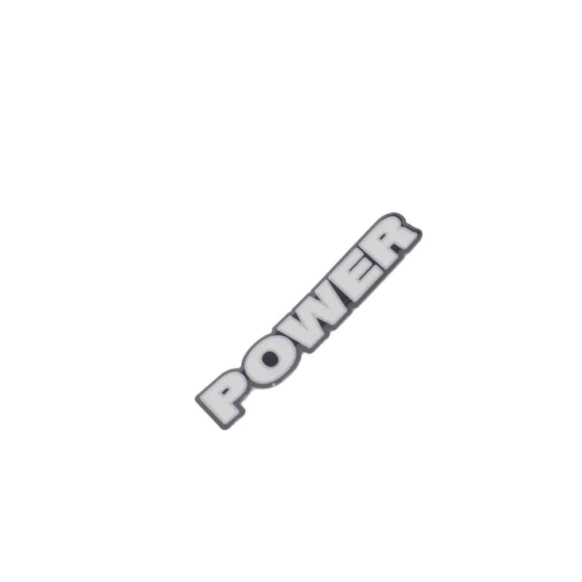 Emblema Power G3 Resinado