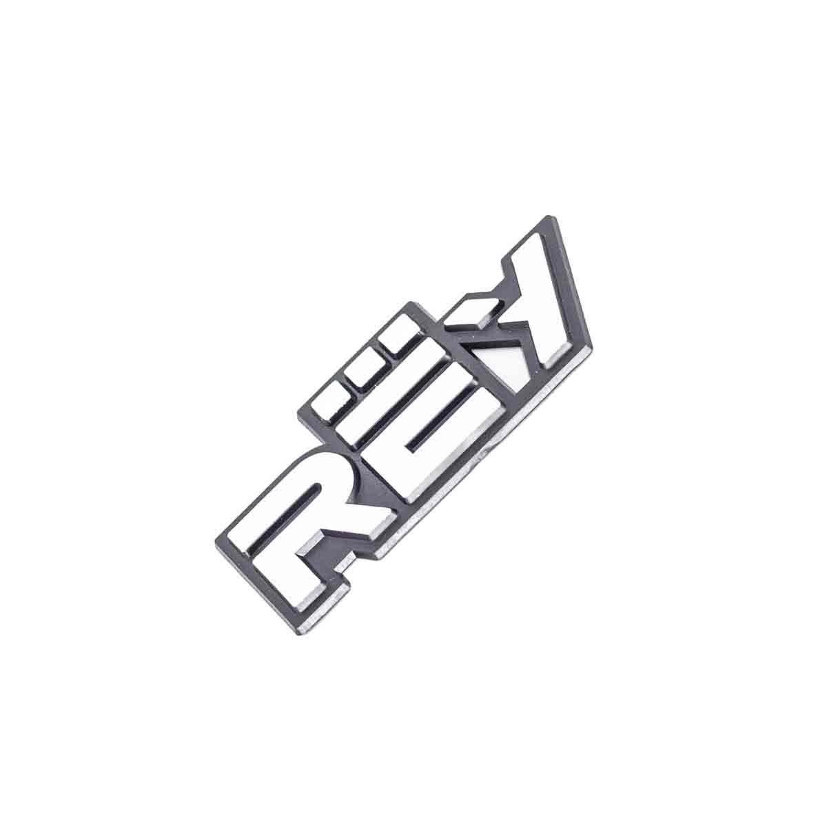 Emblema Rey Moderno