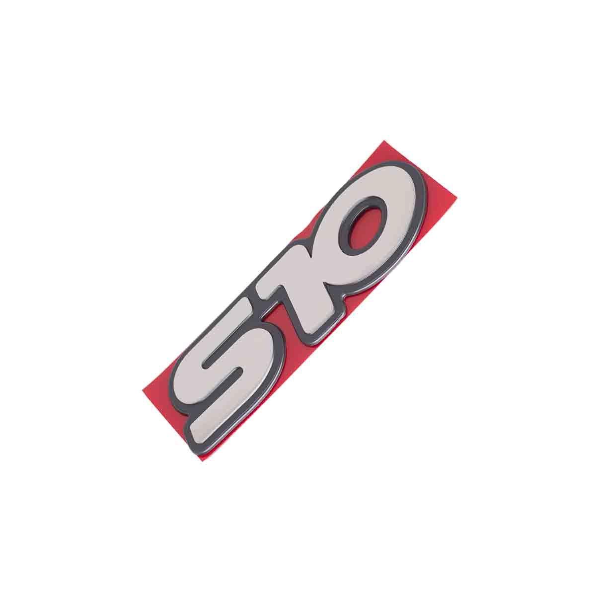 Emblema S10 / 2000