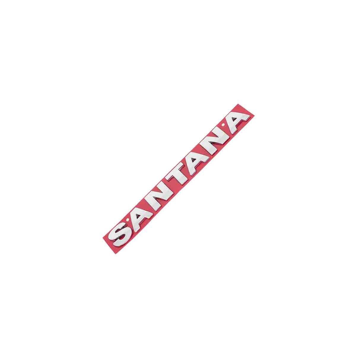 Emblema Santana G3 00/ Cromado