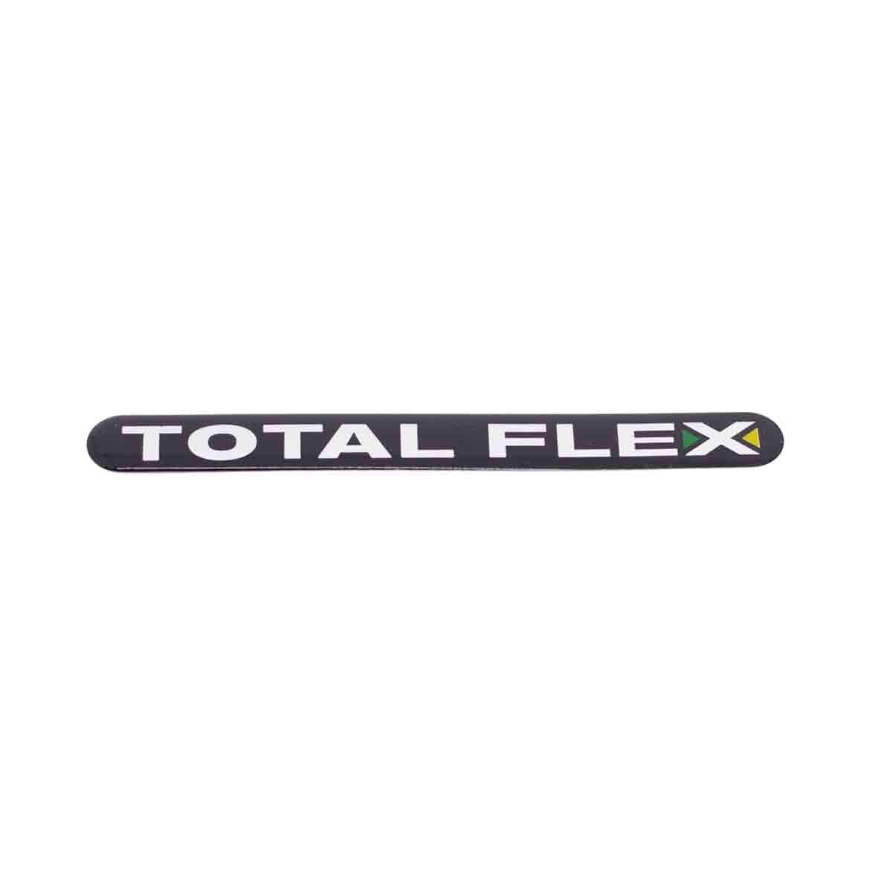 Emblema Totalflex VW Resinado