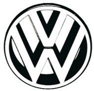 Emblema VW Grade Gol/Golf 99/ G3 Santana 98/