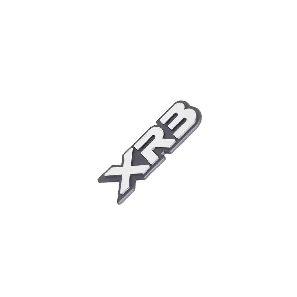 Emblema XR3 Brilhante (Escort)
