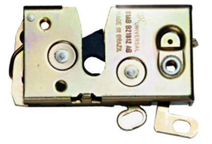 Fechadura Porta Escort 1983 até 1987