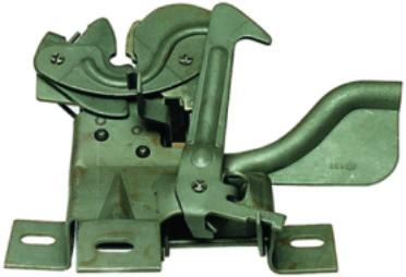 Fechadura Superior | Capô F1000 1972 até 1989 | F 11000 1972 até 1989 | F 14000 1972 até 1989 | F 4000 1972 até 1989