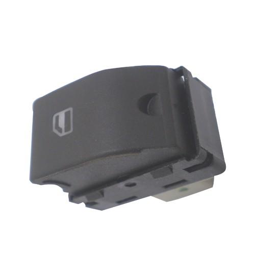 Interruptor Vidro Elétrico Fox/Gol IV Simples Fundo Cinza Simples Estágio