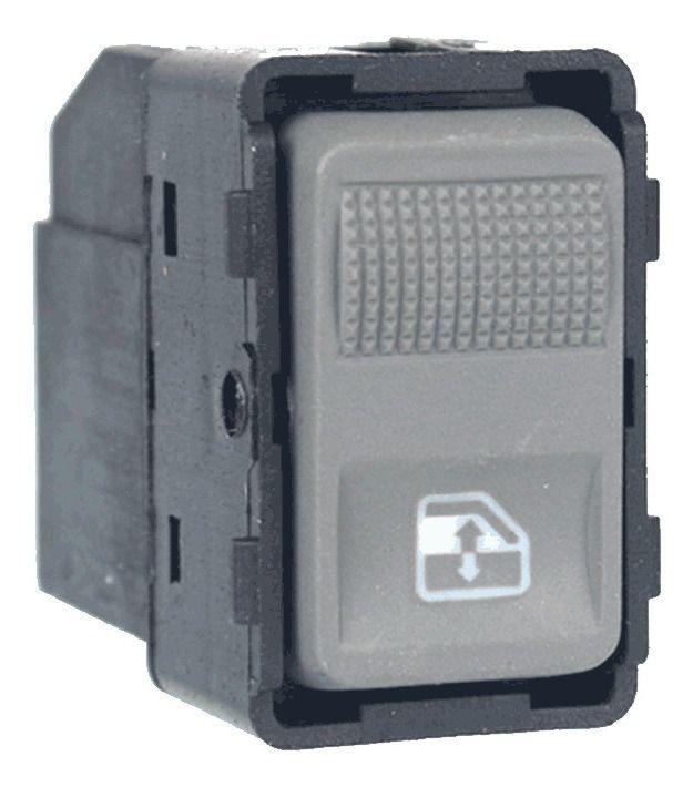 Interruptor Vidro Elétrico Gol | Parati 2000 até 2005 | Traseiro Cinza