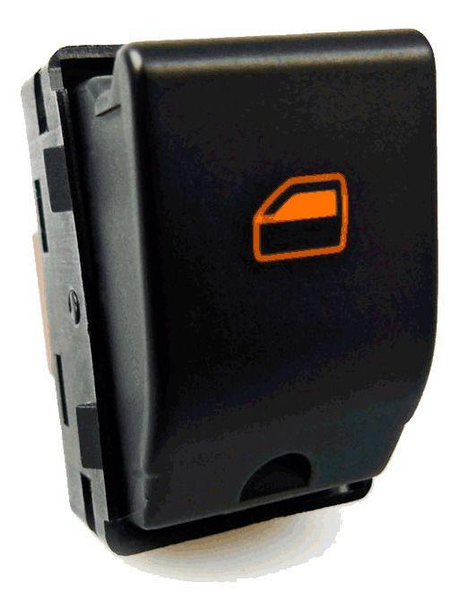 Interruptor Vidro Elétrico Fox | Crossfox | Spacefox | Polo | Gol  2002 até 2015