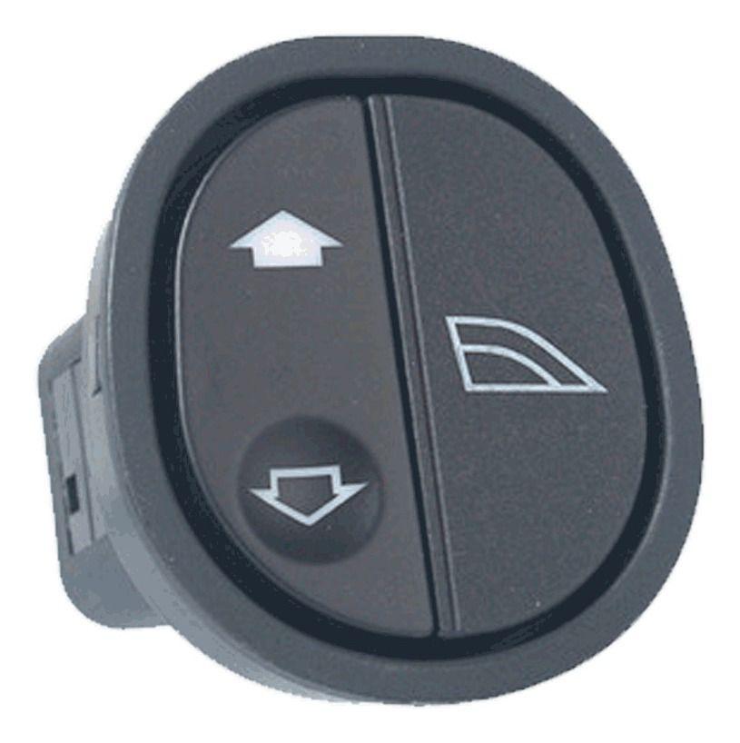 Interruptor Vidro Elétrico Ka | Courrier 2007 até 2014 | Simples
