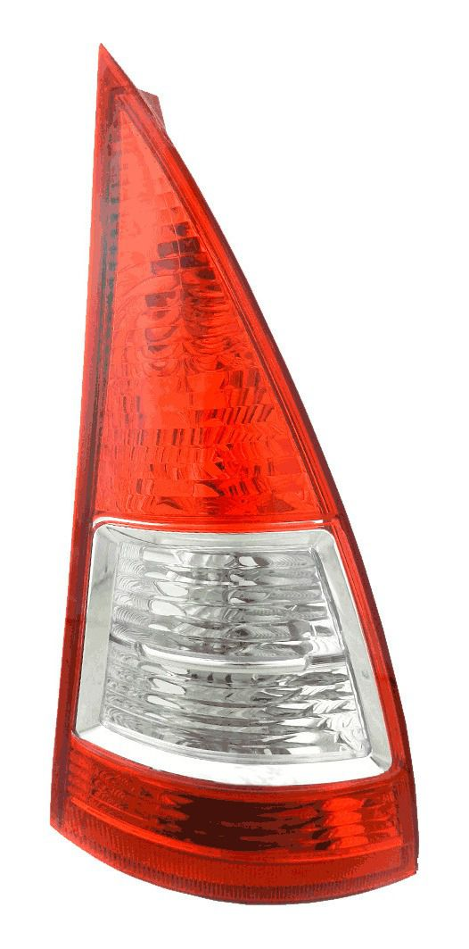 Lanterna Traseira C3 2006 até 2012 | Bicolor