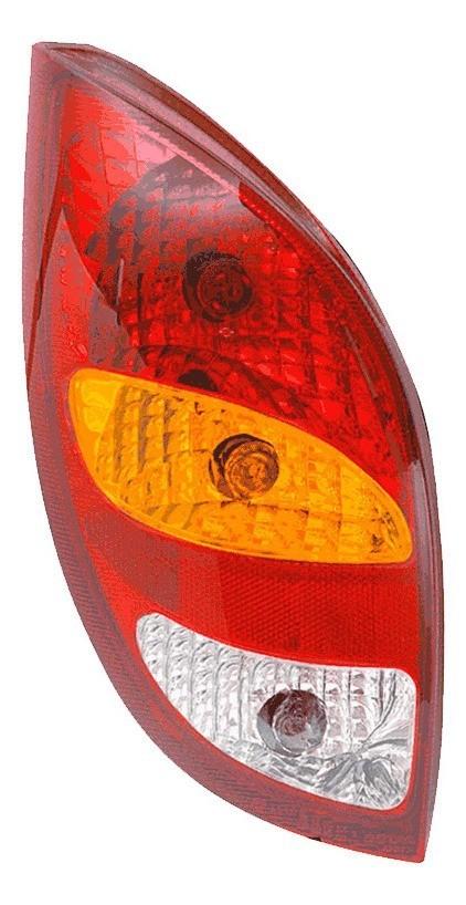 Lanterna Traseira Celta 2000 até 2006   Tricolor