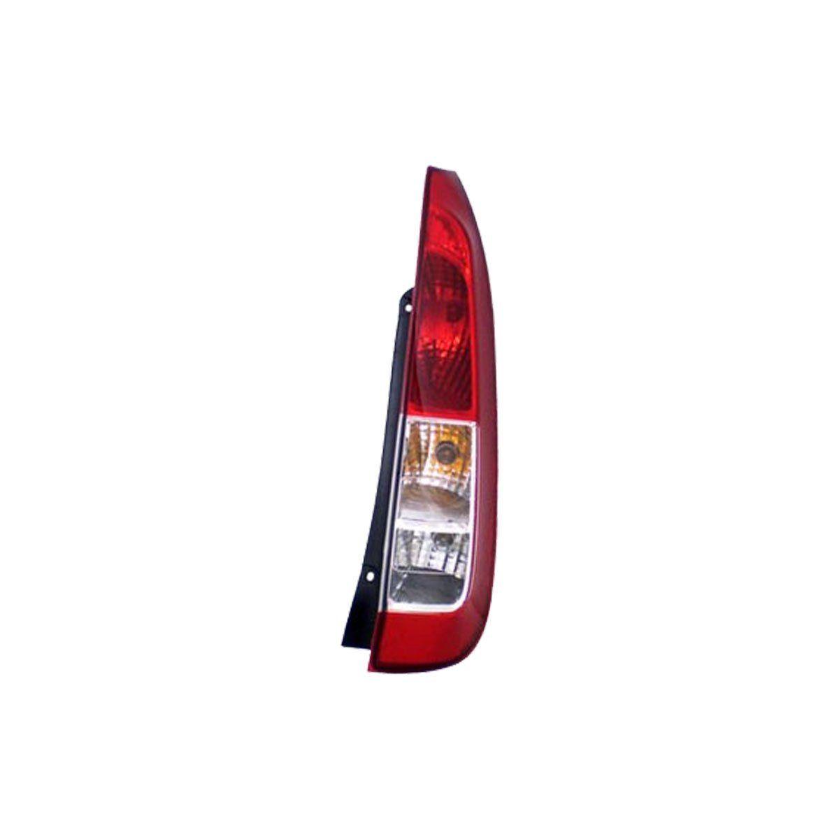 Lanterna Traseira Fiesta Hatch 2008 até 2009   Bicolor
