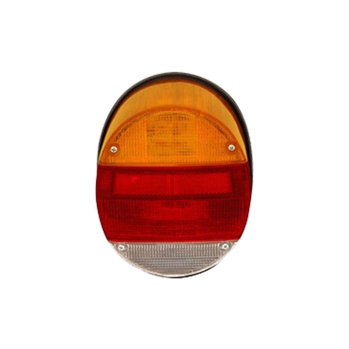 Lanterna Traseira Fusca Fafa 1976 até 1996 | Direito | Esquerdo | Tricolor