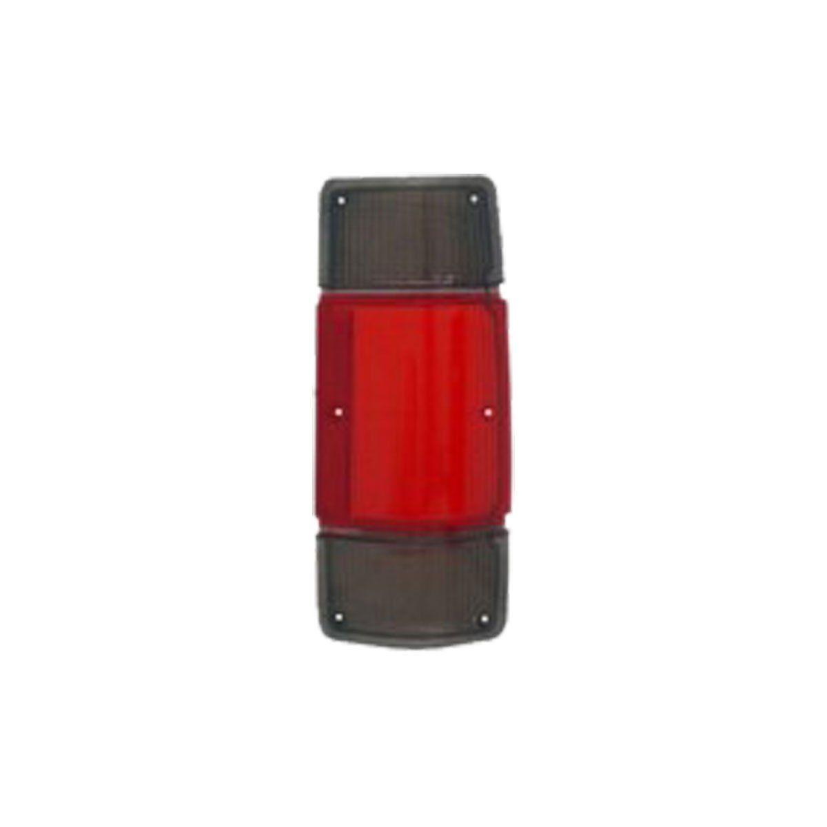 Lente Traseira D 20/A 20/C 20 85/90 Fumê Acrilico