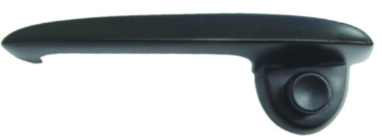 Maçaneta Externa| F 1000/F 4000/F 11000 |Sem Chave Preto