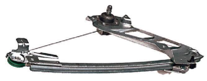 Máquina Vidro Corsa 2002 até 2012 | 4 Portas Traseira