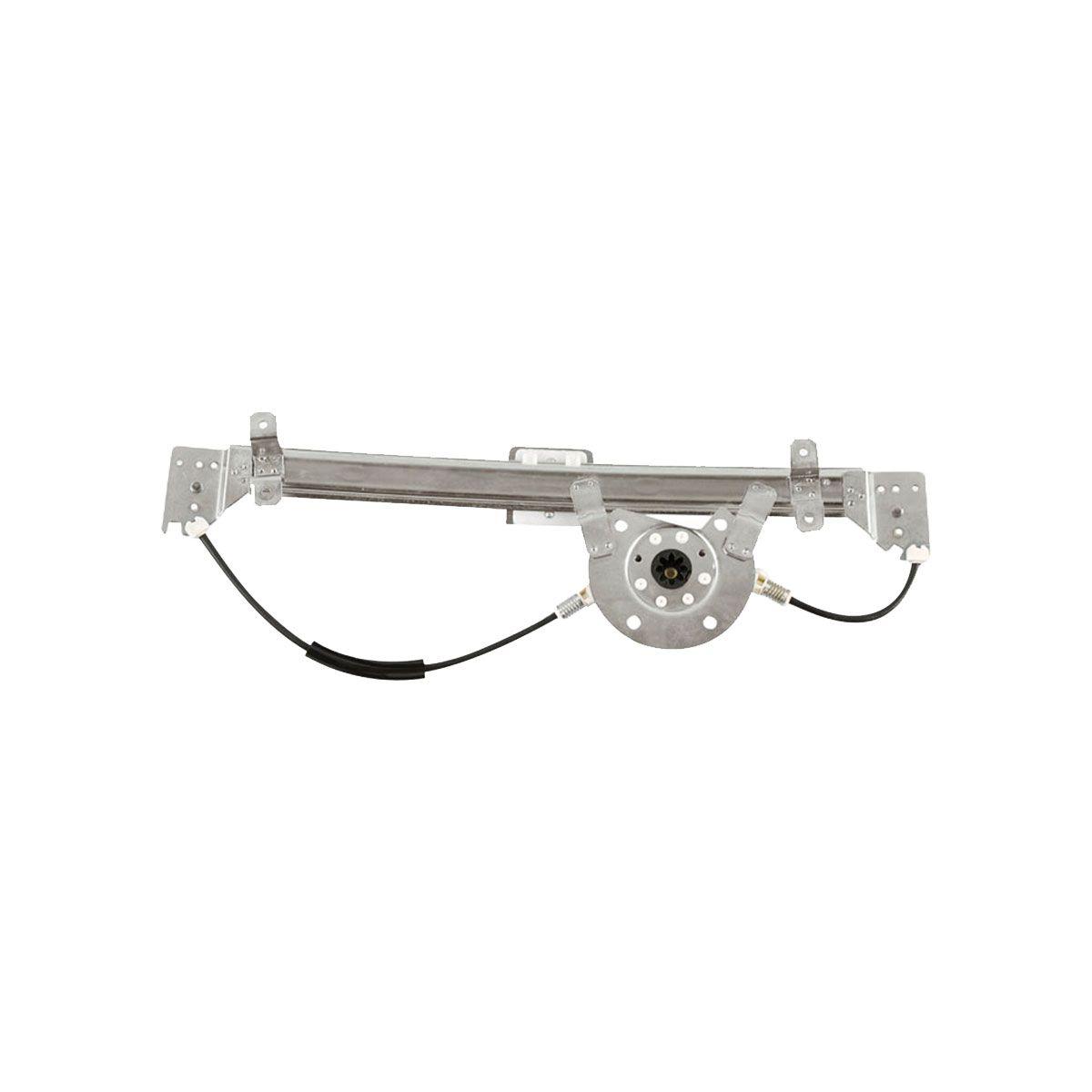 Máquina Vidro Elétrica Corsa 2002 até 2012 Fixação Mabuchi Traseira