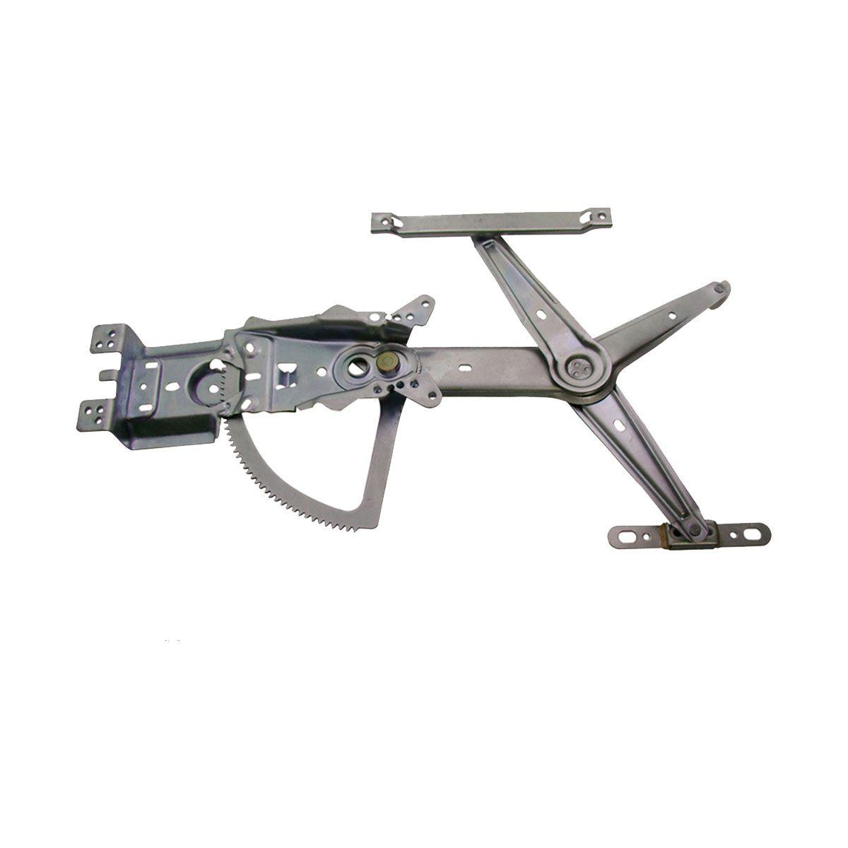 Máquina Vidro Elétrica Corsa 2002 Até 2012 4 Portas Fixação Bosch Dianteira